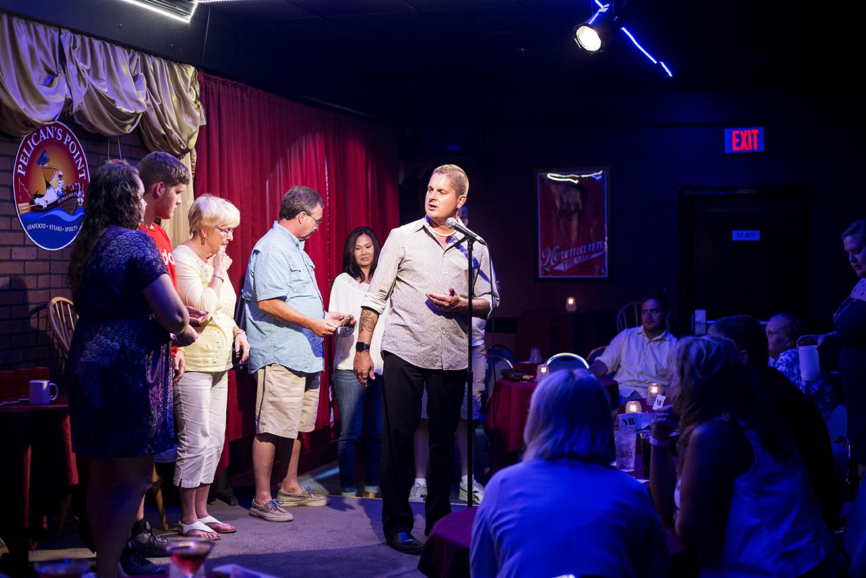 Comedy club hilton head island south carolina
