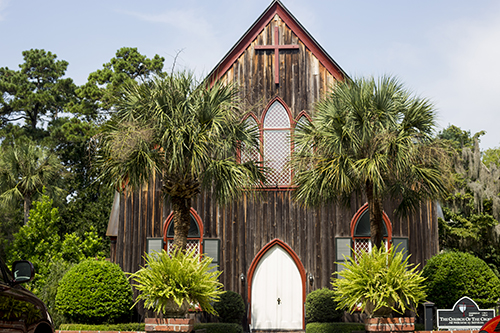 Church of the Cross in Bluffton