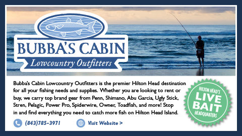 Bubba's Cabin Lowcountry Outfitters