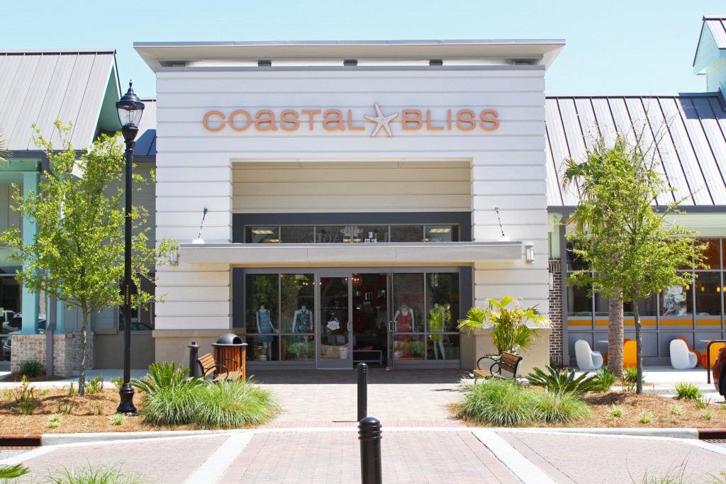 Located at 38 Shelter Cove Ln., Suite 126, Coastal Bliss offers everything from dresses and skirts to handbags, shoes and jewelry.