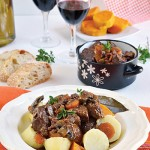Comfort Foods Pot Roast and Wine