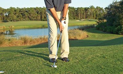 Golf chipshot