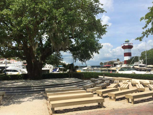 Harbour Town Liberty Oak Tree