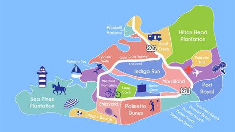 Navigating Hilton Head Resorts And Plantations Hilton