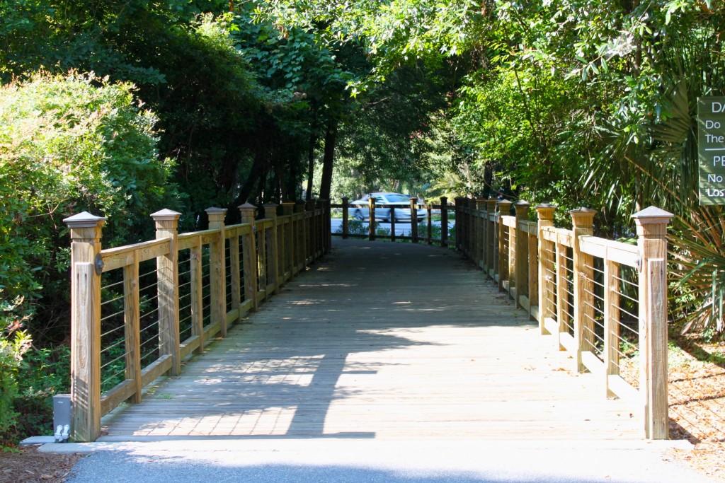 Hilton Head Bike Bridge