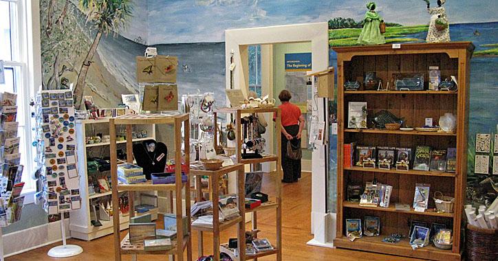 coastal discovery gift shop