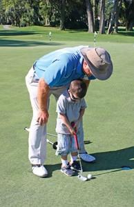 Little Swingers Golf Class