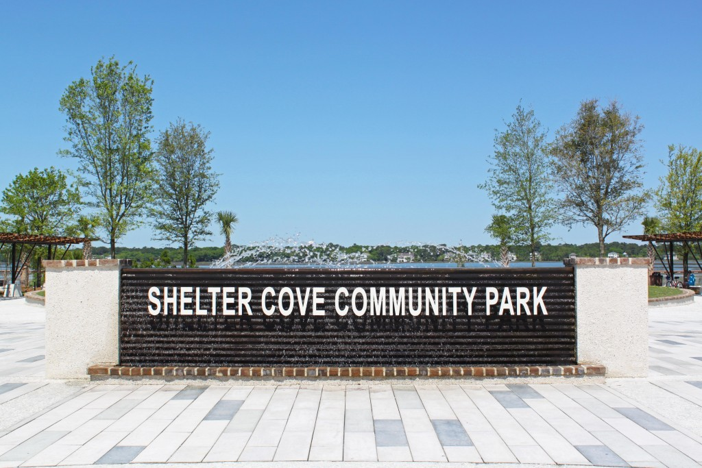 New Shelter Cove Community Park