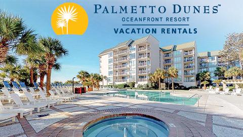 Palmetto Dunes Resort Official Vacation Rentals