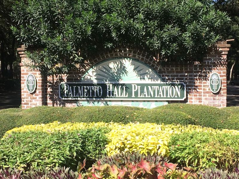 Palmetto Hall