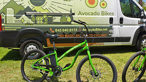 Avocado Bike Rental