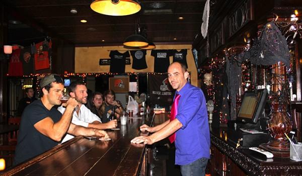 Street Meet Bartender