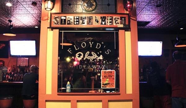 Street Meet Sign