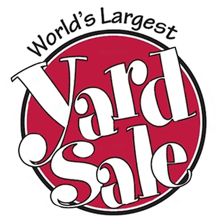 World's Largest Yard Sale