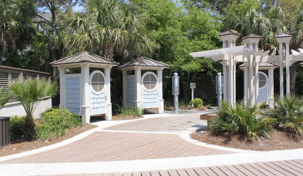Coligny Beach Park on Hilton Head