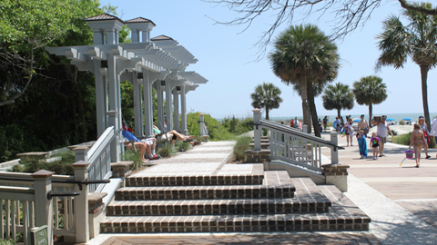 Beach Access Points