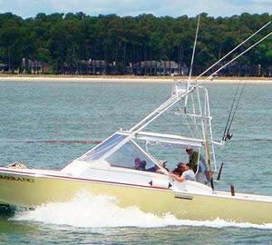 Sport Fishing Aboard The Boomerang
