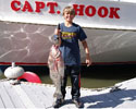 Captain Hook Party Fishing Boat | Coupon