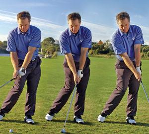 doug golfing