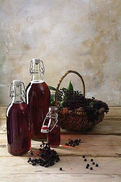 elderberry-wine