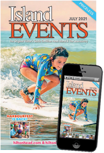 Island Events July 2021