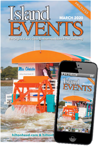 Island Events March 2020