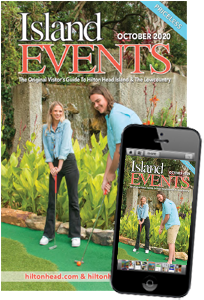 Island Events October 2020