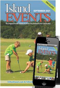 Island Events Sept 2021