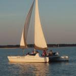 Photo provided by Pau Hana & Flying Circus Sailing Charters.