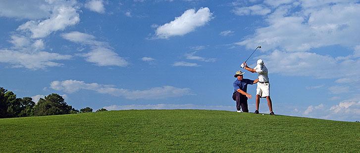 may golf