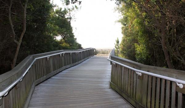 Islanders Beach Bridge