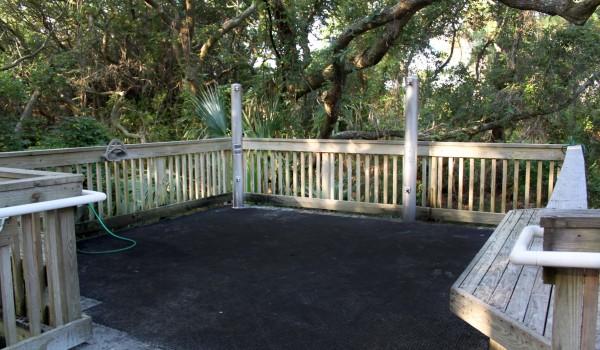 Islanders Beach Shower Stations