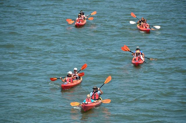 Kayaking Hilton Head