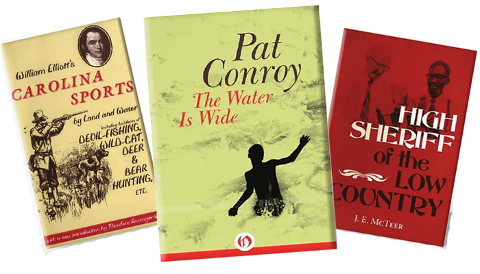 Lowcountry authors