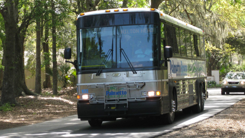 palmetto breeze bus
