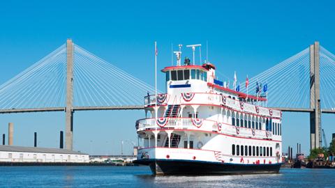 savannah riverboat