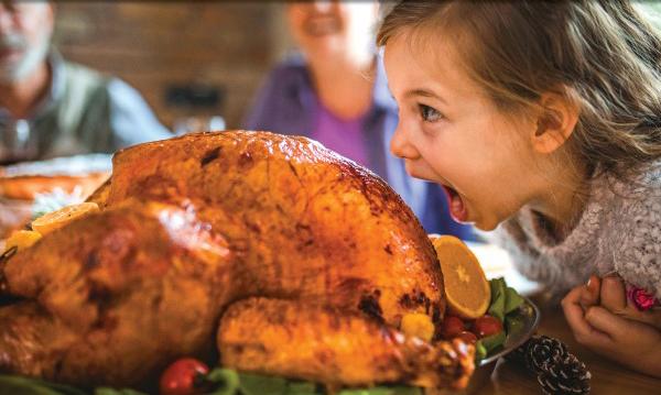 thanksgiving skillets