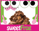 Sweet Frog Premium Frozen Yogurt | Coupon