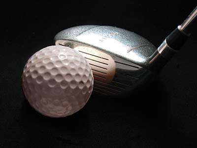 Golf Club - Wood